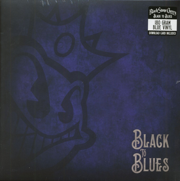 Black To Blues (12inch EP, 180g Blue Vinyl)