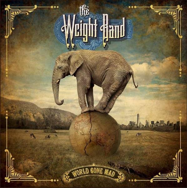 World Gone Mad (CD)