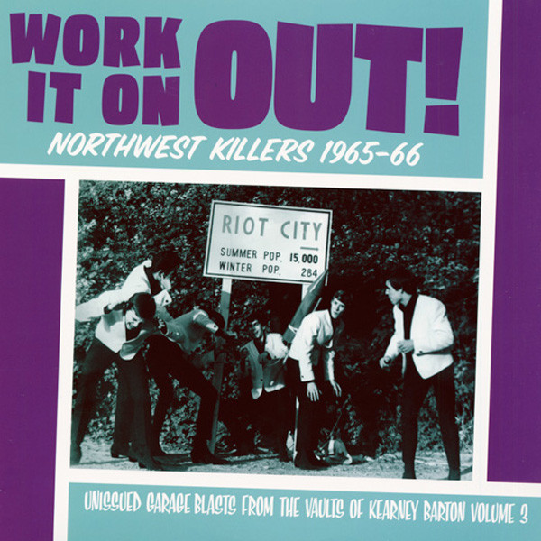 Northwest Killers Vol.3 - Work It On Out 1965-1966 (LP)