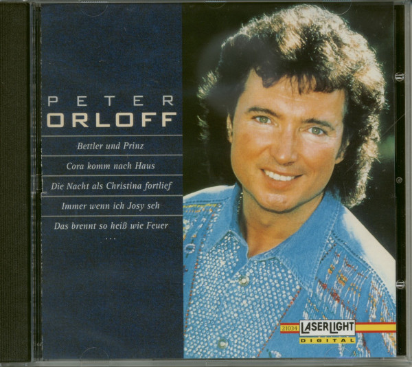 Peter Orloff (CD)