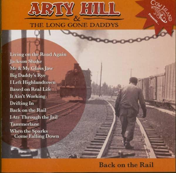 Back On The Rail (CD)