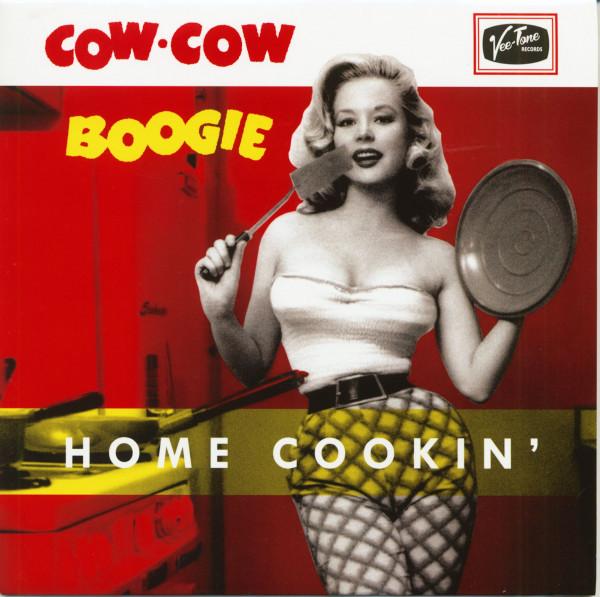 Home Cookin' (7inch, 45rpm, PS, Ltd.)