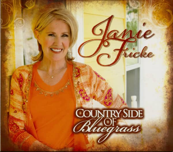Country Side Of Bluegrass (CD)