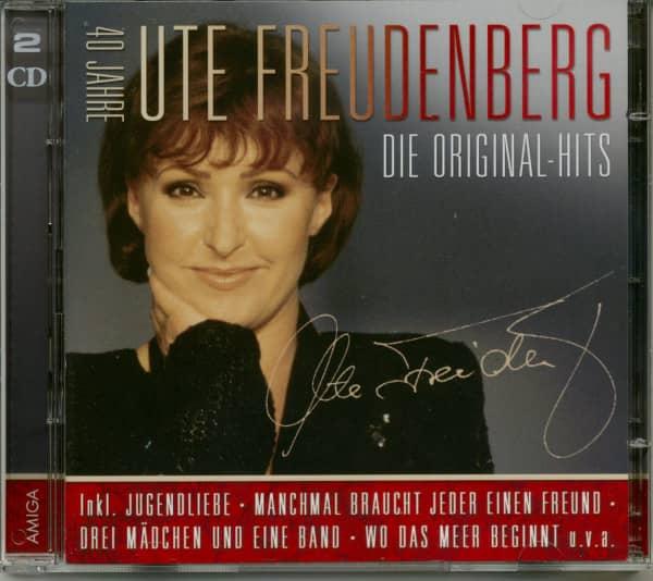 Die Original Hits: 40 Jahre Ute Freudenberg (2-CD)