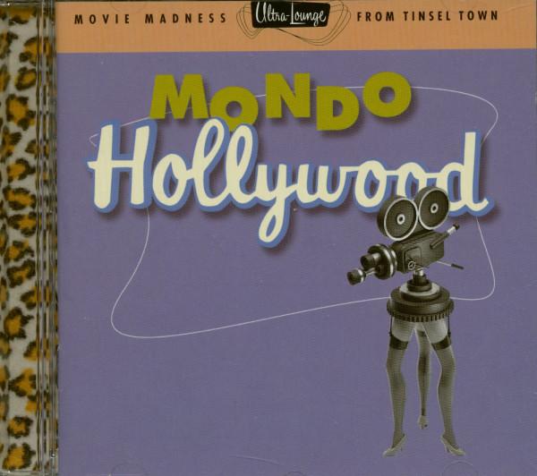 Ultra Lounge Vol.16 - Mondo Hollywood (CD)