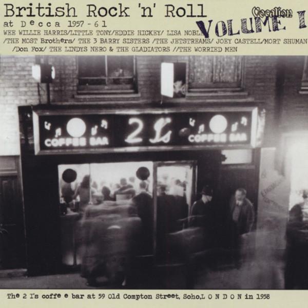 British Rock'n'Roll At Decca Vol.1 (CD)