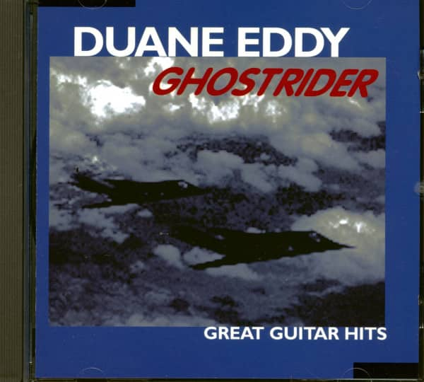 Ghost Rider - Great Guitar Hits (CD)