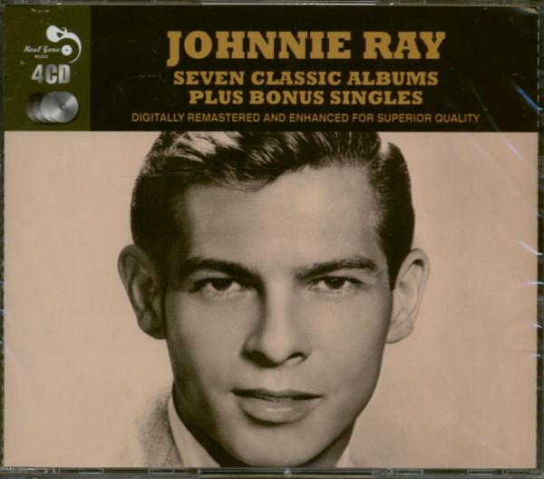 Seven Classic Albums Plus Bonus Singles (4-CD)