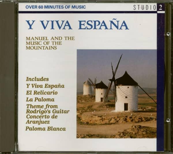 Y Viva Espana (CD)