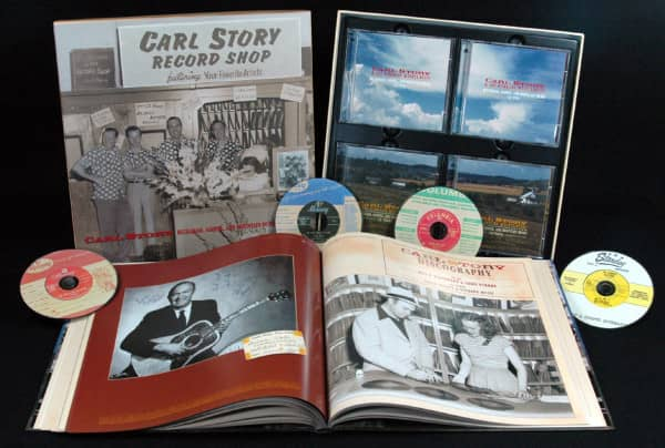 A Life In Rural Music 1942-1952 (4-CD Deluxe Box Set)