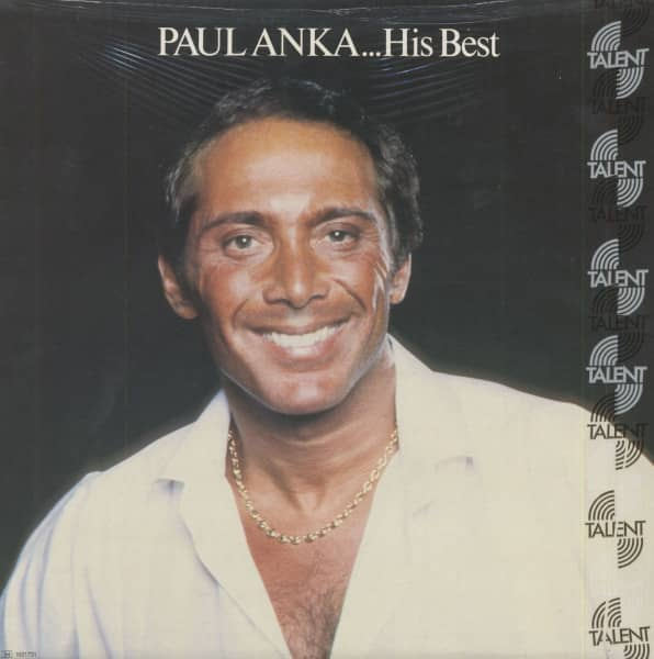 His Best (LP)