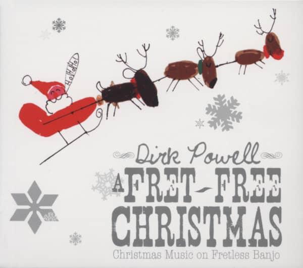 A Fret-Free Christmas - Fretless Banjo (CD)