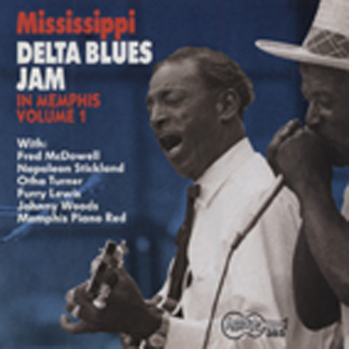 Memphis Blues Jam Vol.1
