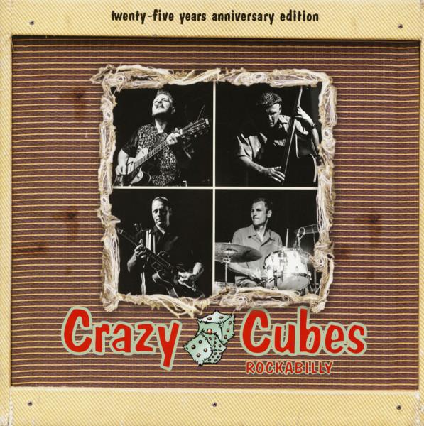 Rockabilly 25 Years LP (LP)