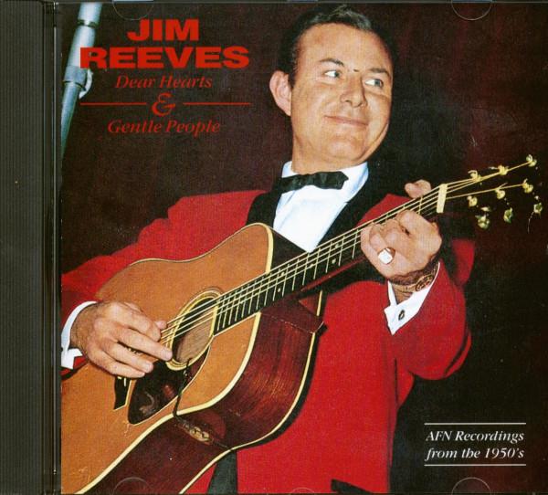 Dear Hearts & Gentle People (CD)