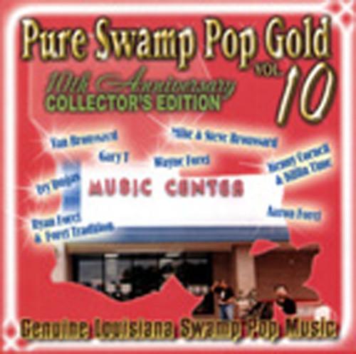 Vol.10, Pure Swamp Gold