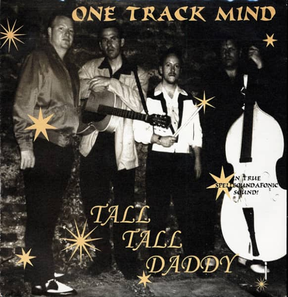 Tall Tall Daddy 33rpm, EP