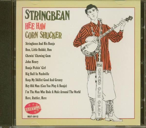 Hee Haw Corn Shucker (CD)
