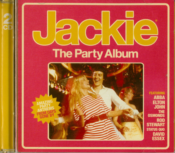 Jackie - The Party Album (2-CD)