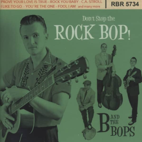 Don't Stop The Rock Bop (2012)