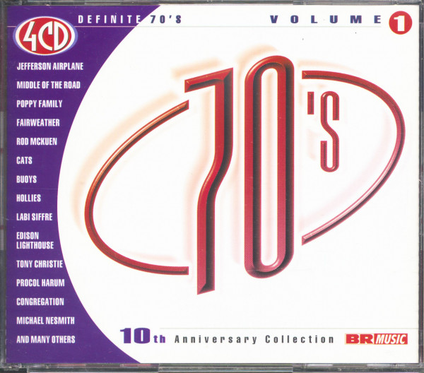 70's Collection Vol.1 (4-CD)