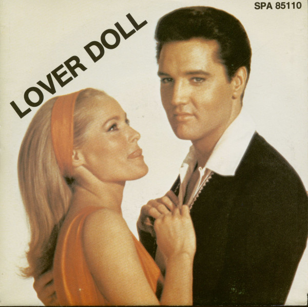 Lover Doll EP (7inch, 45rpm, EP, PS)