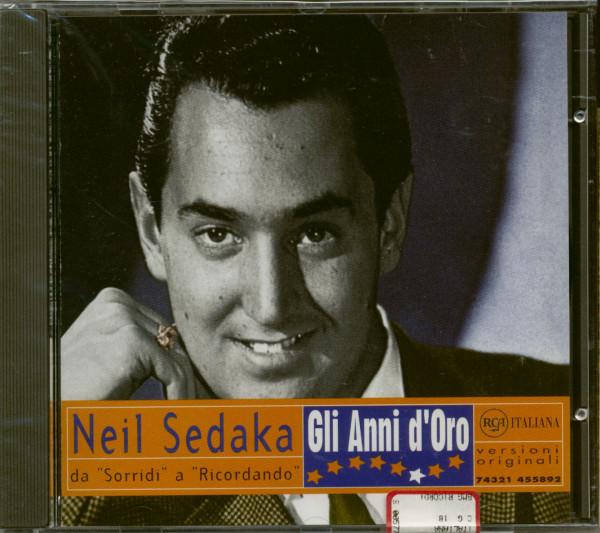 Gli Anni d'Oro (CD)