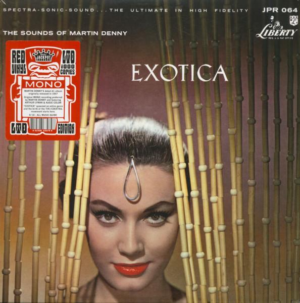 Exotica (LP, Ltd. Colored Vinyl, Mono)