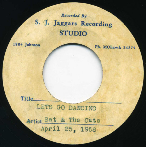 Let's Go Dancing - Play My Music Loud 7inch, 45rpm