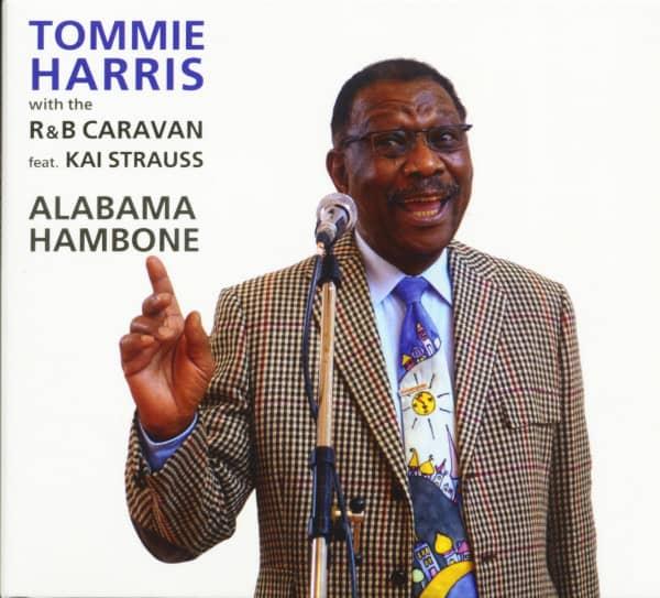 Alabama Hambone (CD)