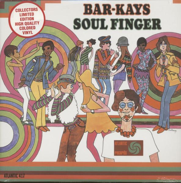 Soul Finger (LP, 180g Vinyl, ltd.)