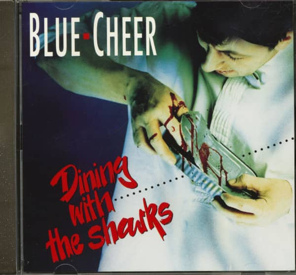 Dining With The Sharks (CD)