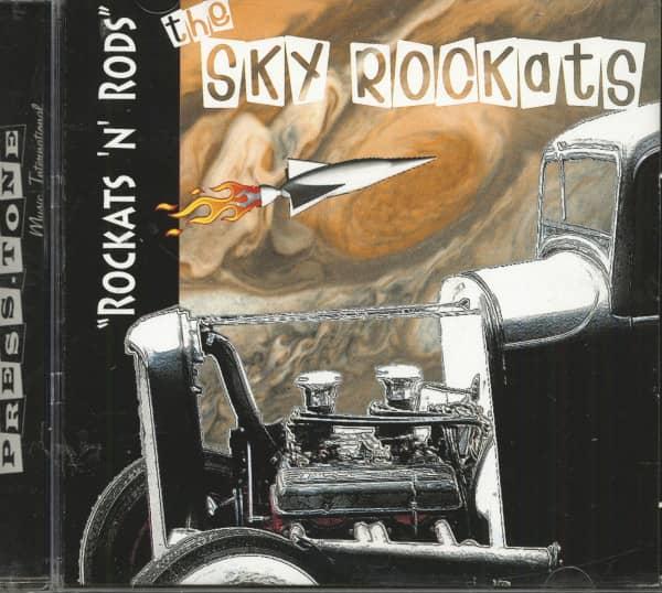 Rockats N Rods (CD)