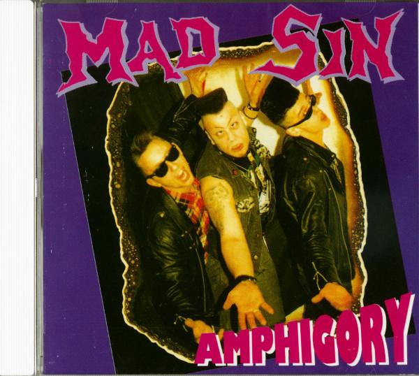 Amphigory (CD)