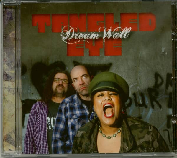 Dream Wall (CD)