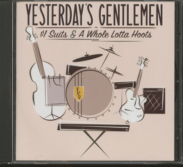 $1 Suits And A Whole Lotta Hoots (CD)