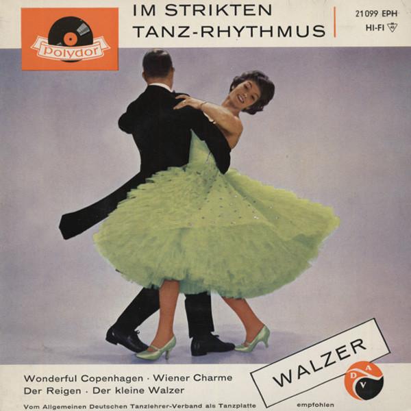 Walzer - Im Strikten Tanz...7inch, 45rpm, EP, PS