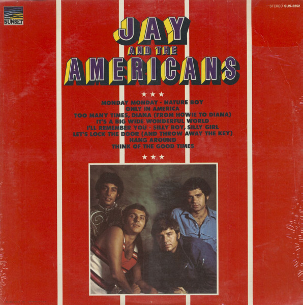 Jay & The Americans (LP)
