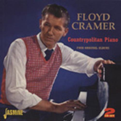 Countrypolitan Piano - First 4 Albums (2-CD)