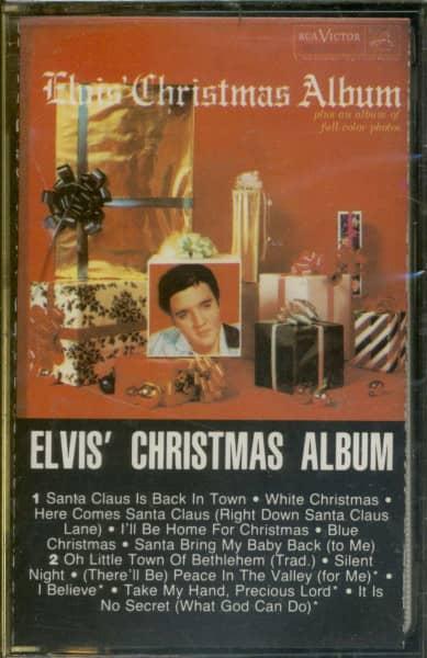Elvis' Christmas Album (MC)