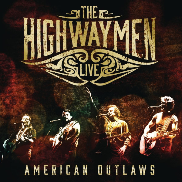 American Outlaws - Live (3-CD, 1-DVD)