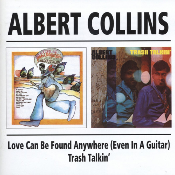 Love Can Be Found Anywhere - Trash Talkin'