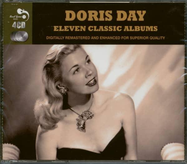 Eleven Classic Albums (4-CD)