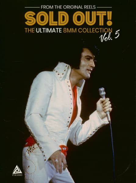 Sold Out! The Rex Martin 8mm Collection Vol.5 (2-DVD)