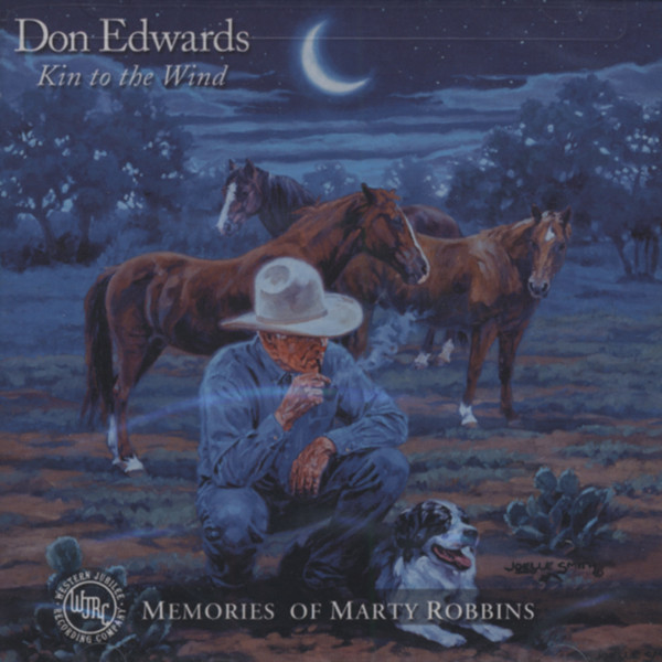 Kin To The Wind - Memories Of Marty Robbins