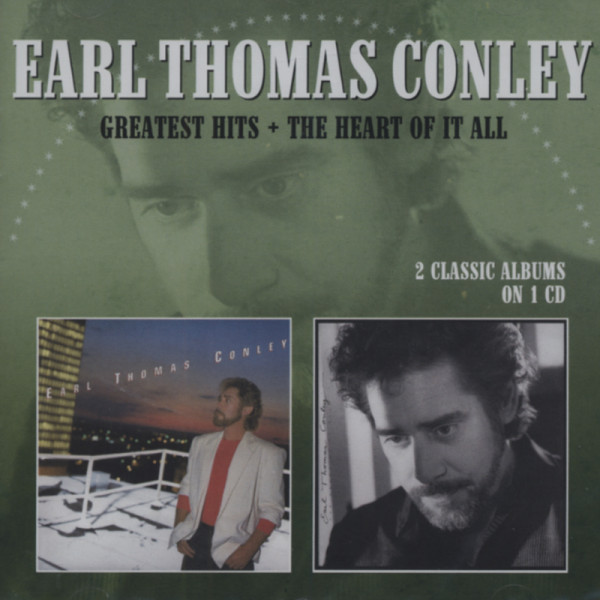 Greatest Hits - The Heart Of It All