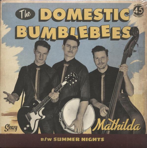 Mathilda - Summer Nights (7inch, 45rpm, PS)