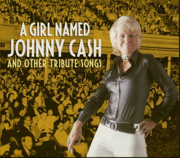 A Girl Named Johnny Cash And Other Tribute Songs (CD)