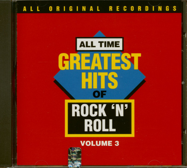 All-Time Greatest Hits Of Rock And Roll Vol.3 (CD)