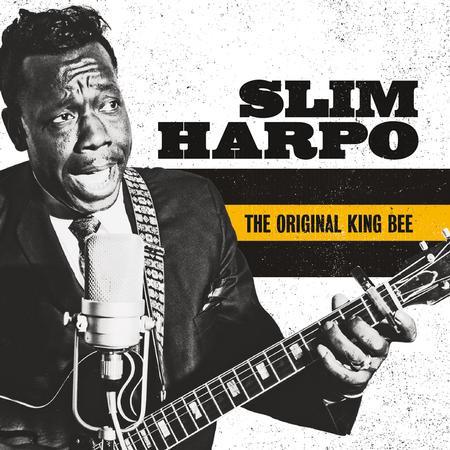 The Original King Bee (The Best Of Slim Harpo) (LP 200g Vinyl)